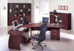 Мебельный гарнитур для офисов из ЛДСП